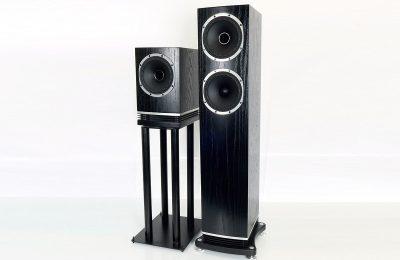 """Testissä Fyne Audio F500- ja F501-kaiuttimet: """"Laadukasta ääntä Skotlannista"""""""